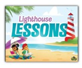 Mystery Island: Bible Lesson Time Rotation Sign