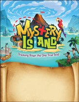 Mystery Island: Promotional Fliers (pkg. of 10)
