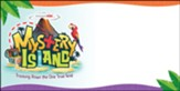Mystery Island: Outdoor Banner