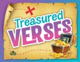 Mystery Island: Bible Gem Memory Verses Rotation Sign