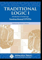 Traditional Logic 1, Instructional DVDs, Set of 2