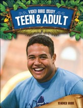 Mystery Island: Teen/Adult Teacher Guide with DVDs