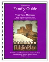 The Biblioplan Family Guide to  Medieval History, 2019  Edition