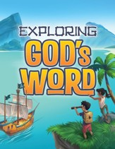 Mystery Island: Exploring God's Word Booklets (pkg. of 10)
