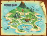 Mystery Island: ESV Treasure Maps (pkg. of 10)