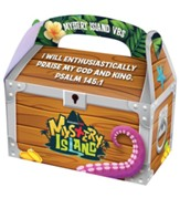 Mystery Island: Treasure Boxes (pkg. of 10)