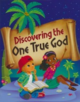 Mystery Island: Discovering the One True God Booklets (pkg. of 10)