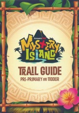 Mystery Island: ESV Pre-Primary and Toddler Trail Guide and Sticker Sets (pkg. of 10)