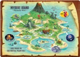 Mystery Island: Magnet Puzzle