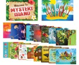 Mystery Island: Decoration Poster Set (set of 20)