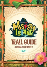 Mystery Island: KJV Junior and Primary Trail Guide and Sticker Sets (pkg. of 10)