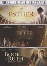Pureflix Bible Story Triple Feature