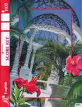 English PACE SCORE Key 1035, Grade 3 (4th Edition)