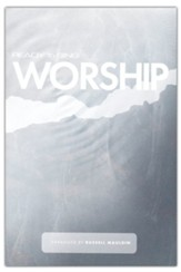 Ready to Sing Worship, Choral Book