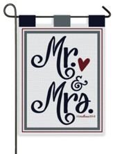 Mr. and Mrs. Flag, Small