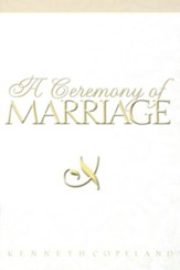 Ceremony of Marriage - eBook