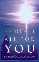He Did It All For You - eBook