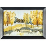 Let the Field Be Joyful Framed Art