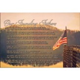 Our Founding Father Wall Plaque