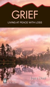 Grief: Living at Peace with Loss - eBook