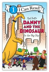 Danny and the Dinosaur in the Big City, softcover