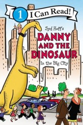 Danny and the Dinosaur in the Big City, hardcover