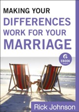 Making Your Differences Work for Your Marriage (Ebook Shorts) - eBook