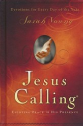 Jesus Calling: Enjoying Peace in His - Slightly Imperfect