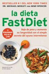 The FastDiet (Spanish Ed.) - eBook