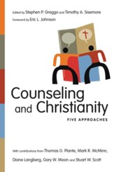 Counseling and Christianity: Five Approaches - eBook