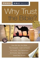 Why Trust the Bible - eBook