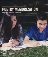 Linguistic Development Through  Poetry Memorization Teacher's  Manual and CDs (2nd Edition)