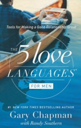 The 5 Love Languages for Men: Tools for Making a Good Relationship Great, New Edition - Slightly Imperfect