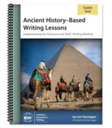 Ancient History-Based Writing  Lessons Student Book Only  (5th Edition)