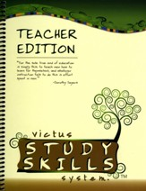 Victus Study Skills System Level 3  Teacher's Manual