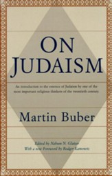 On Judaism - eBook