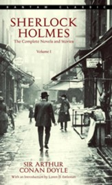 Sherlock Holmes: The Complete Novels  and Stories Volume I - eBook