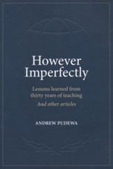 However Imperfectly (DVD & Book Set)