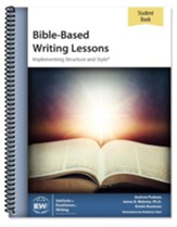Bible-Based Writing Lessons (Student  Book; 3rd Edition)