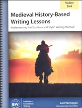 Medieval History-Based Writing Lessons (Student Book; 5th Edition)