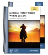 Medieval History-Based Writing Lessons (Teacher/Student Combo; 5th Edition)
