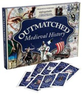 Outmatched: Medieval History (Card Games)