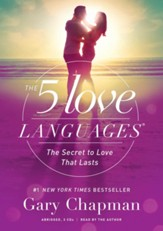 Five Love Languages: The Secret to Love that Lasts  Abridged CD Audio