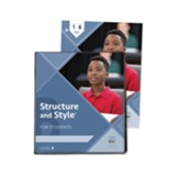 Structure and Style for Students: Year 1 Level B (Binder and Student Packet)