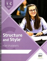 Structure and Style for Students: Year 1 Level C Basic (Forever Streaming)