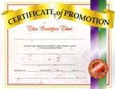 Certificate of Promotion (Pack of 30)