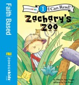 Zachary's Zoo: Biblical Values - eBook
