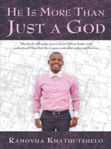 He Is More Than Just a God - eBook