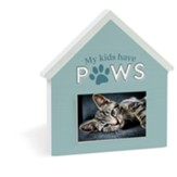 My Kids Have Paws Photo Frame