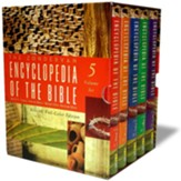 The Zondervan Encyclopedia of the Bible, Volume 4: Revised Full-Color Edition / New edition - eBook
